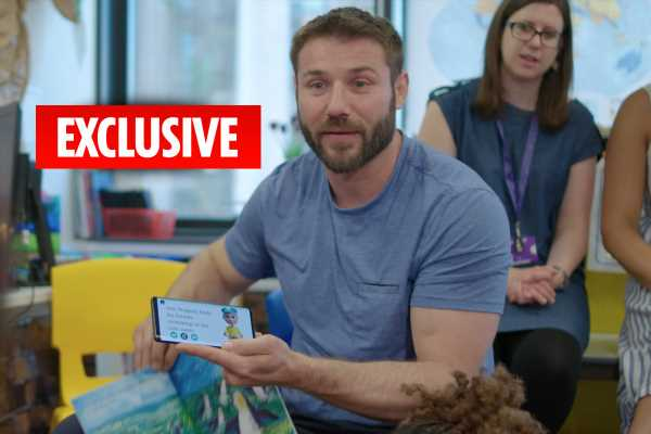 Strictly's Ben Cohen reveals his screeching tinnitus can be so unbearable it makes his eyes water and 'will only get worse' – The Sun