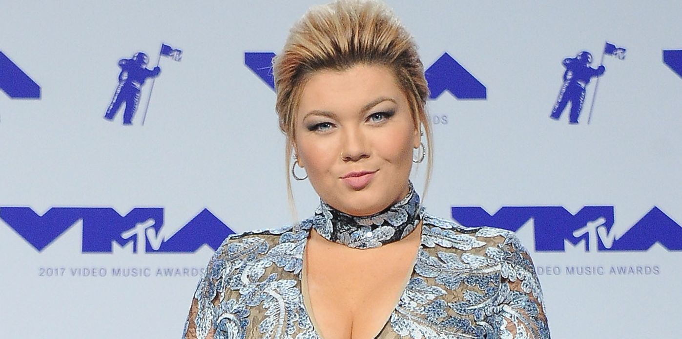 Amber Portwood Will Reportedly Have Supervised Visits With Her Son Following Domestic Battery Charges