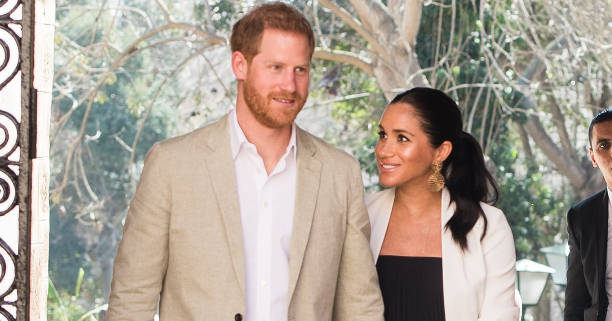 When Meghan Markle Looks at Prince Harry, It's Almost as If the World Stands Still