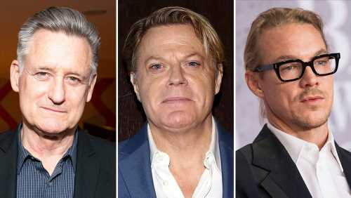 Bill Pullman, Eddie Izzard, Diplo Join 'Covers' Comedy