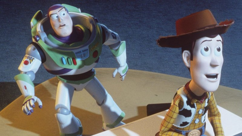 In the post #MeToo era, Disney cuts scene from Toy Story 2