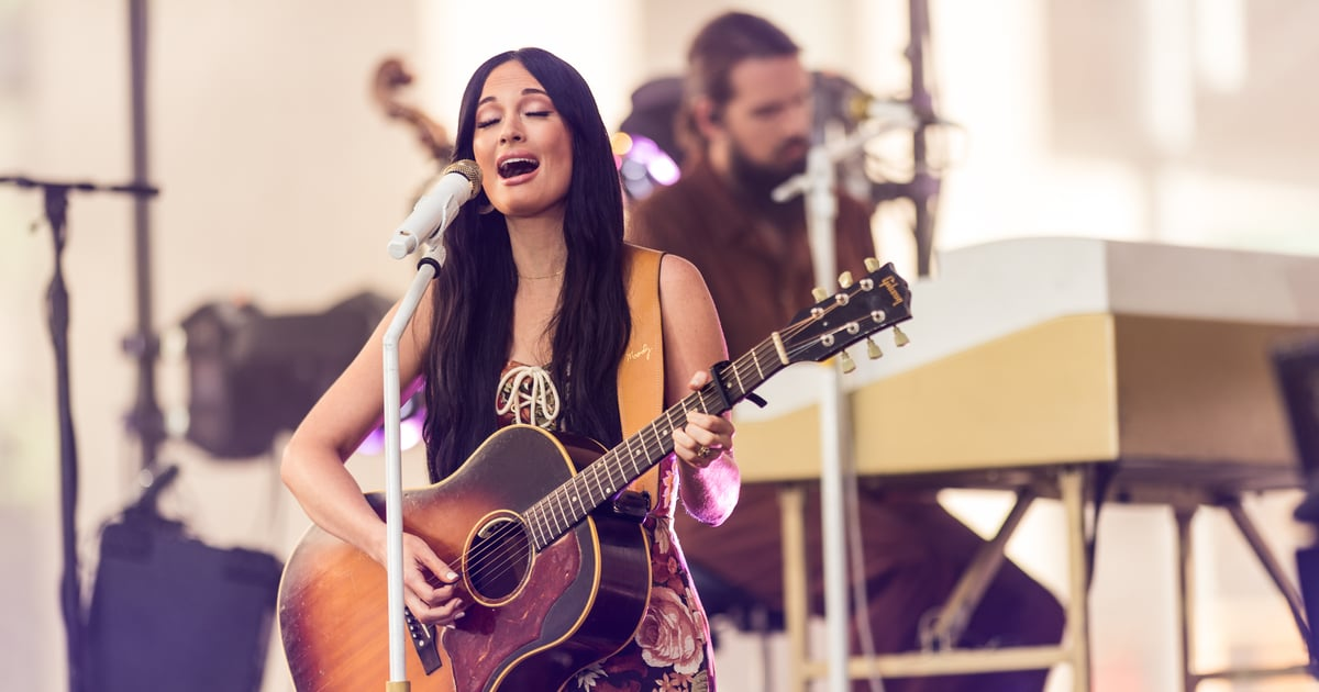 Kacey Musgraves Delivered 4 Flawless Performances on Today — Watch Them Now!