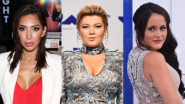 Farrah Abraham Disses Amber Portwood & Jenelle Evans: They're 'Making All The Wrong Choices'
