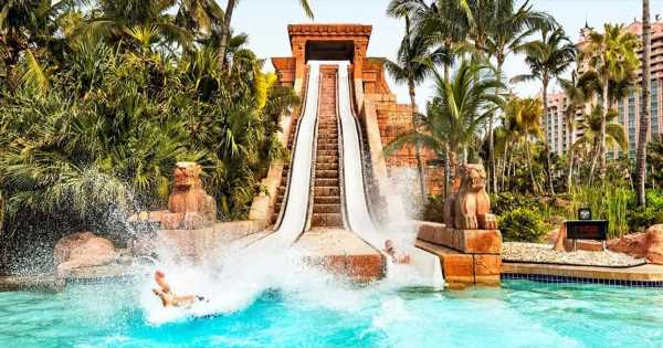 18 Reasons You Need to Book a Trip to Atlantis Paradise Island in the Bahamas Right Now