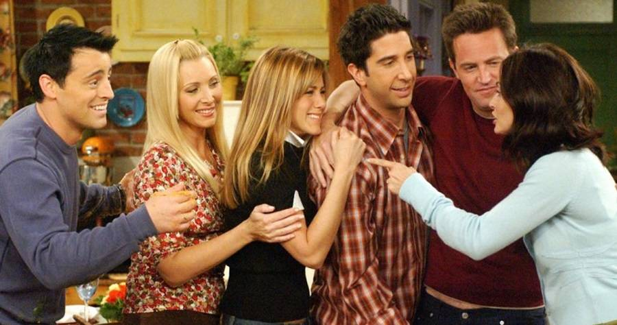 'Friends' Officially Leaving Netflix for WarnerMedia Streaming Service, Which Now Has a Name