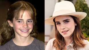 Harry Potter's Birthday: Emma Watson, Daniel Radcliffe & More Of The Film's Stars Then & Now