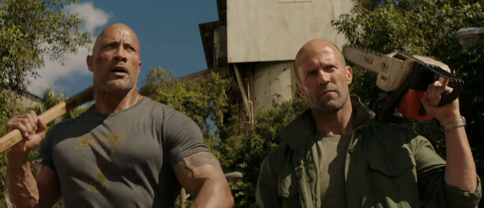 'Hobbs and Shaw' Featurettes Bring Action and Laughs, But There's One Joke Idris Elba Turned Down