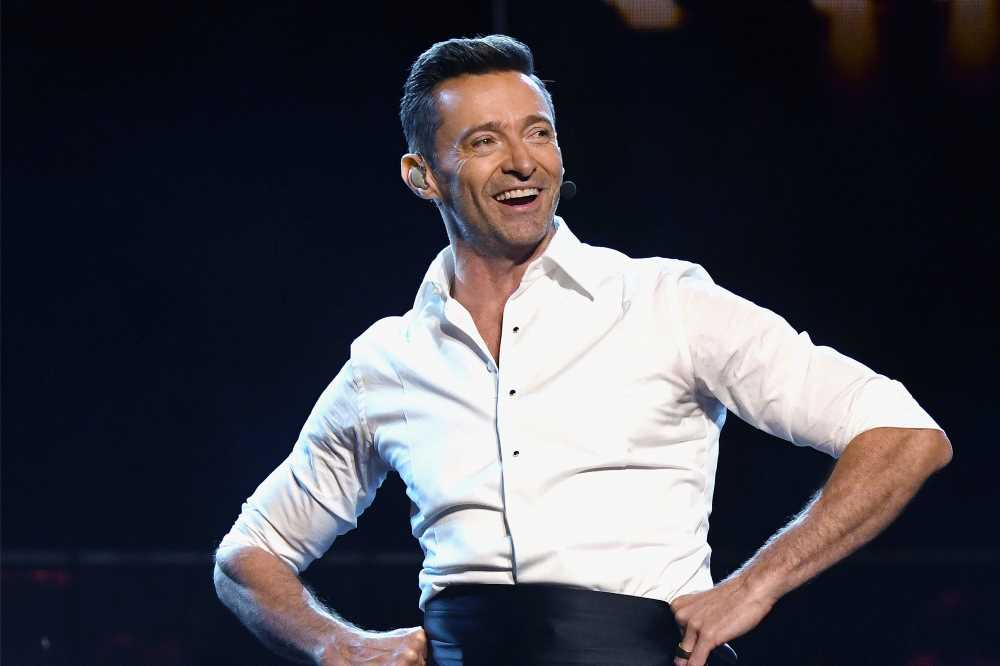 Hugh Jackman helps man propose to his girlfriend