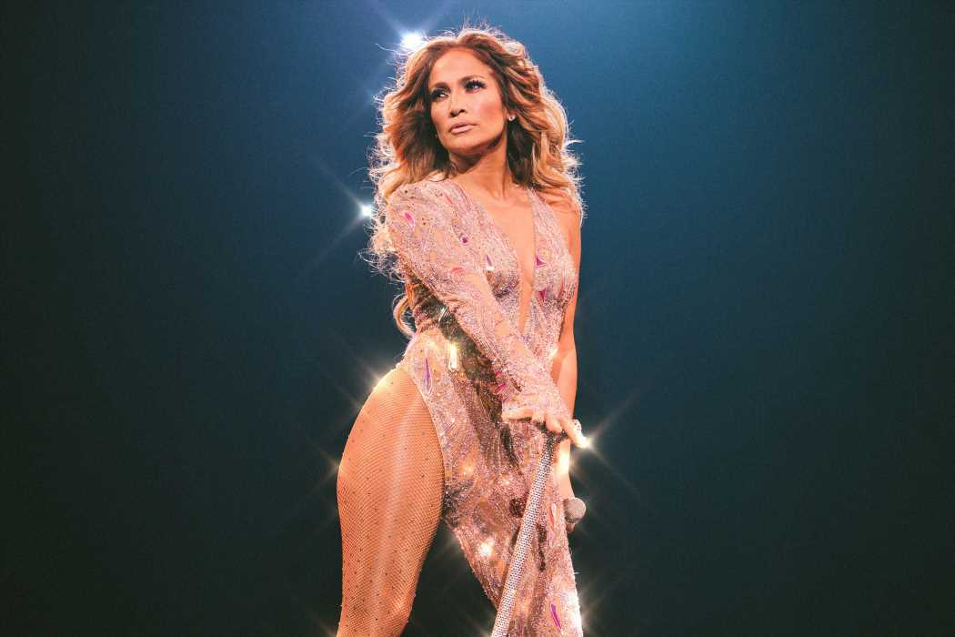 Jennifer Lopez Shows Off Range, Relevance at NYC Makeup Show