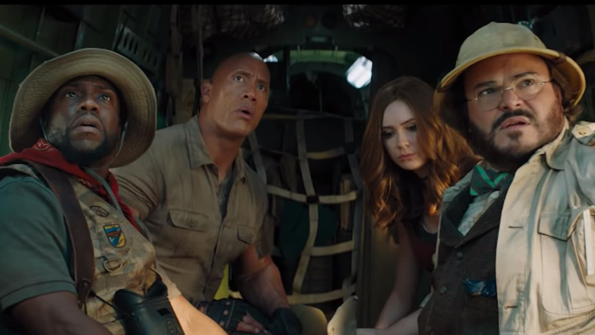 Jumanji: The Next Level trailer song – What music is playing in the sequel's trailer?