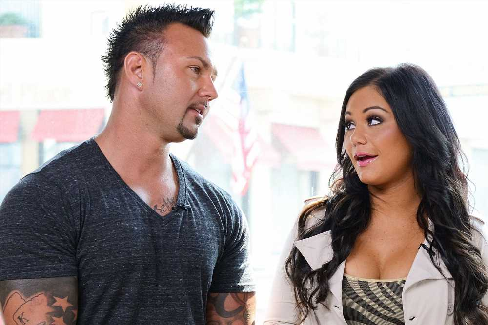 JWoww's son's autism diagnosis caused 'tension' in marriage to Roger Mathews