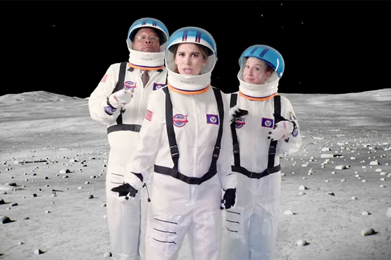 Christy Carlson Romano Reenacts Iconic Even Stevens Song for Moon Landing Anniversary