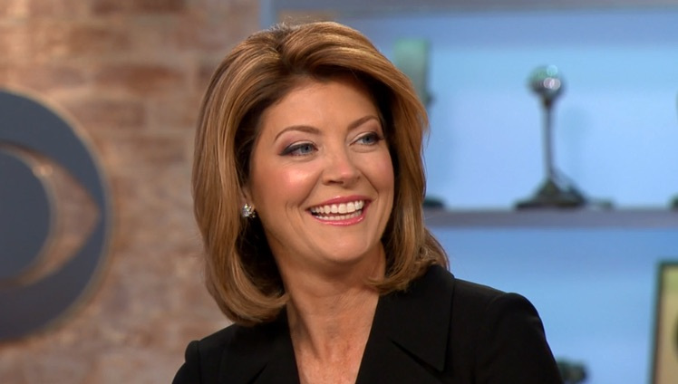 Anchor Norah O'Donnell Closes First 'CBS Evening News' Broadcast With Pledge To Edward R. Murrow