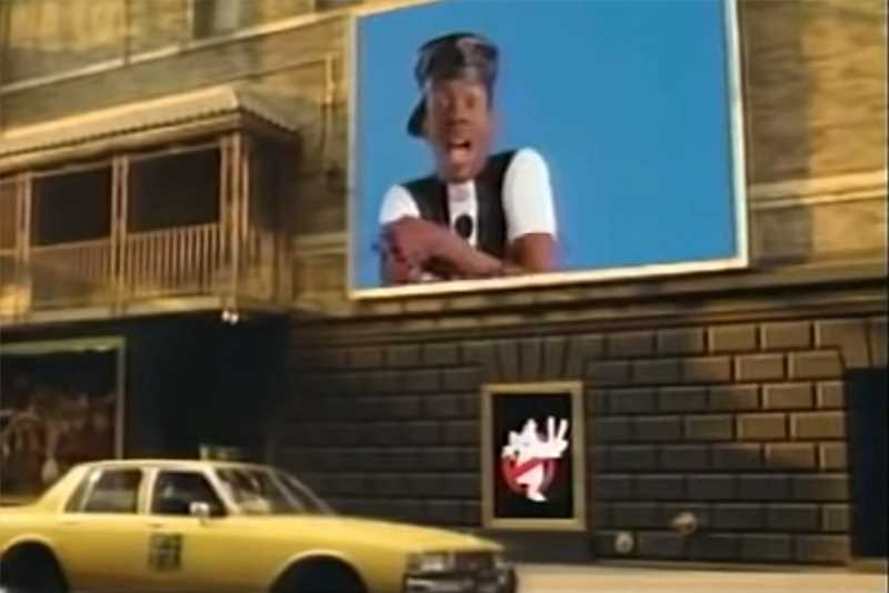 Flashback: Bobby Brown Takes Control With 'On Our Own' From 'Ghostbusters 2'