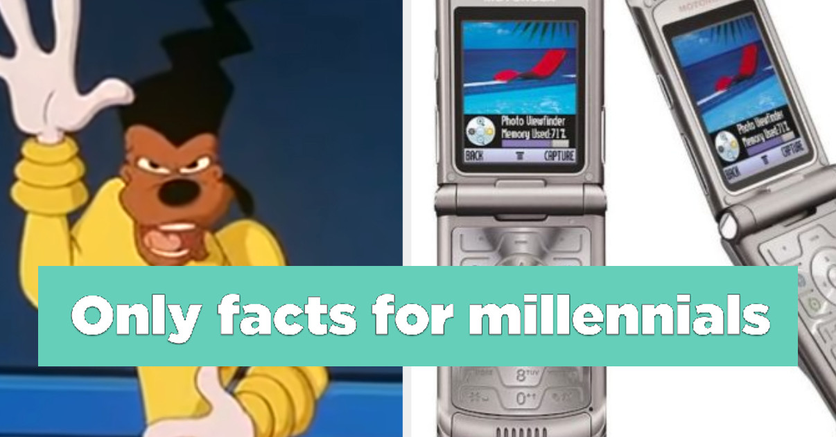 """35 More """"Facts"""" That Everyone Between The Ages 26–34 Can Agree On"""