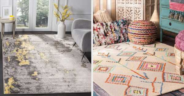34 The Best Rugs You Can Get On Amazon