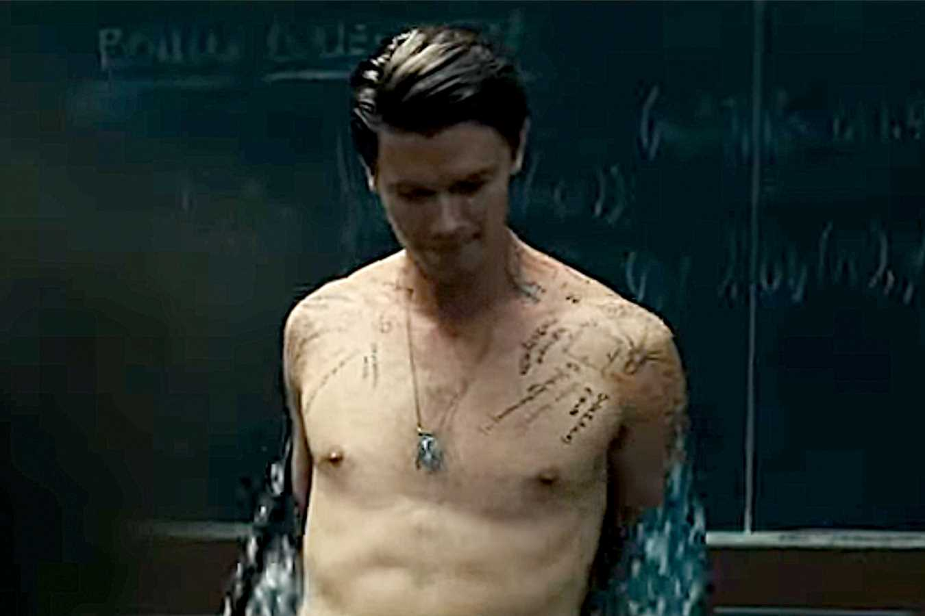 Patrick Schwarzenegger Goes Shirtless as an Evil Imaginary Friend in Daniel Isn't Real Trailer