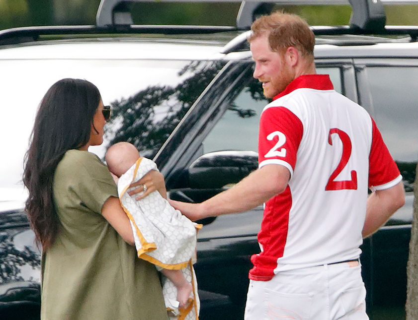 The Surprising Way Prince Harry and Meghan Markle Plan to Keep Archie Away from 'Intrusive' Fans