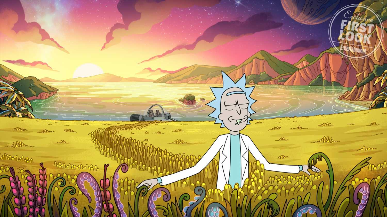Rick and Morty first photos from season 4 revealed