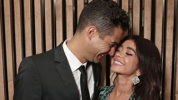 Sarah Hyland Jokes She's 'Stalking' Bridal Instagram Accounts After Getting Engaged To Wells Adams