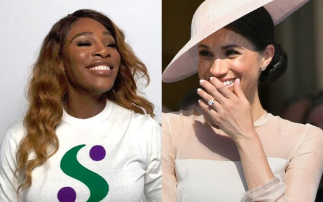 Serena Williams: Meghan Markle Couldn't BE a Better Friend to Me!