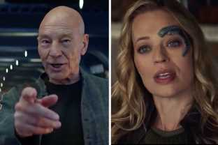 "The ""Star Trek: Picard"" Trailer Shows The Captain Reuniting With Seven Of Nine And Data"
