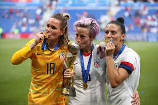 The USWNT Is The Only Thing Making Me Proud To Be American Lately