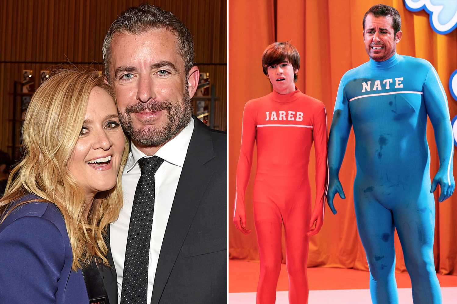 Jason Jones' TV family would envy his 'perfect' life with Samantha Bee