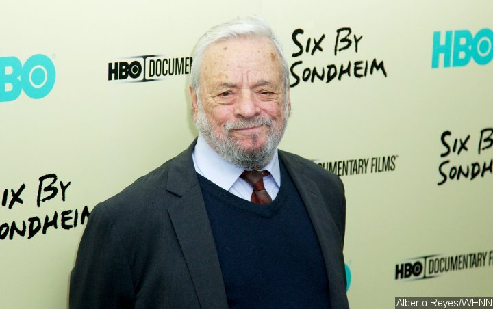 Stephen Sondheim Thrilled to Have West End Theater Named in His Honor