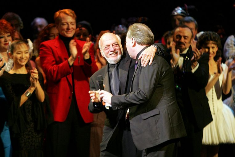Harold Prince, producer of some of Broadway's biggest hits, dead at 91