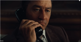 'The Irishman' Trailer: De Niro, Pacino and Scorsese at Work