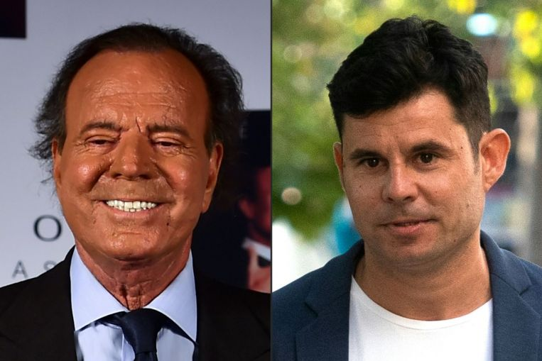 Spanish court rules Julio Iglesias is father of 43-year old man
