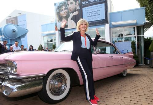 'I think I'm going to see end of my cancer, that's my dream' – Olivia Newton-John in Ireland to raise research funds