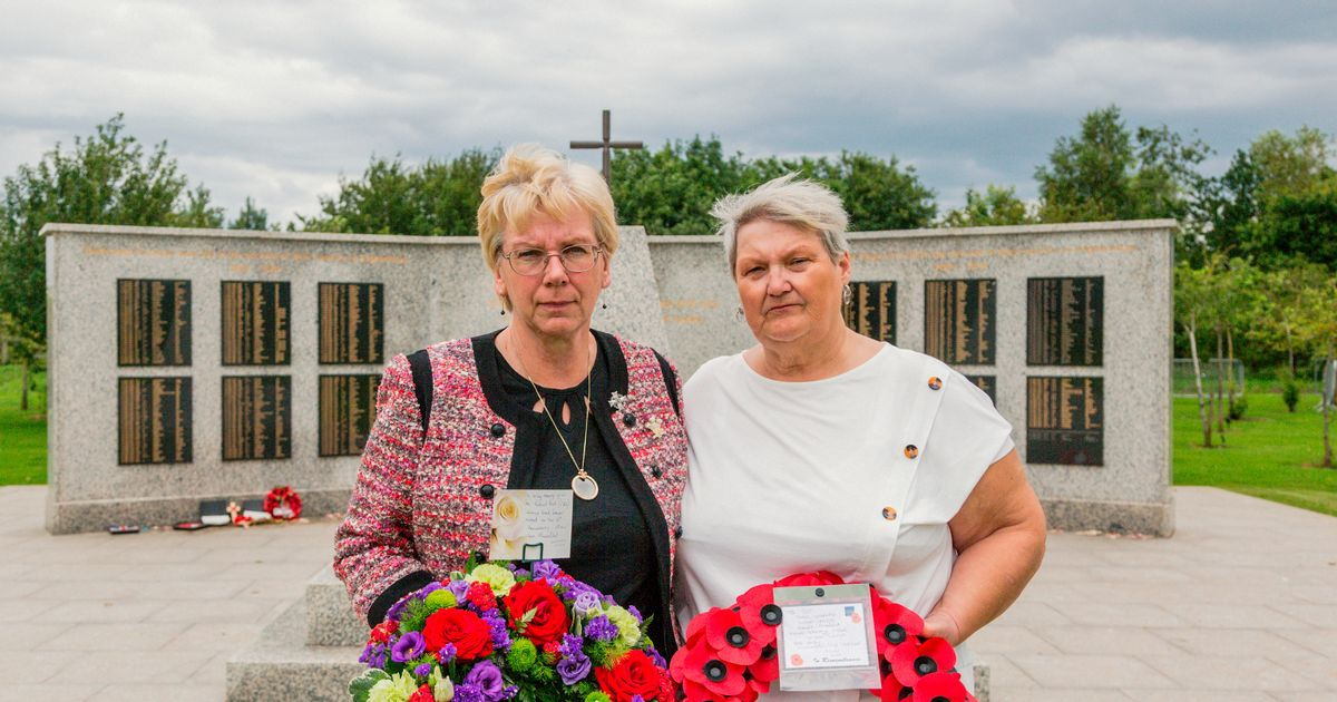 Mums united by soldier sons who died in Afghanistan but never knew each other