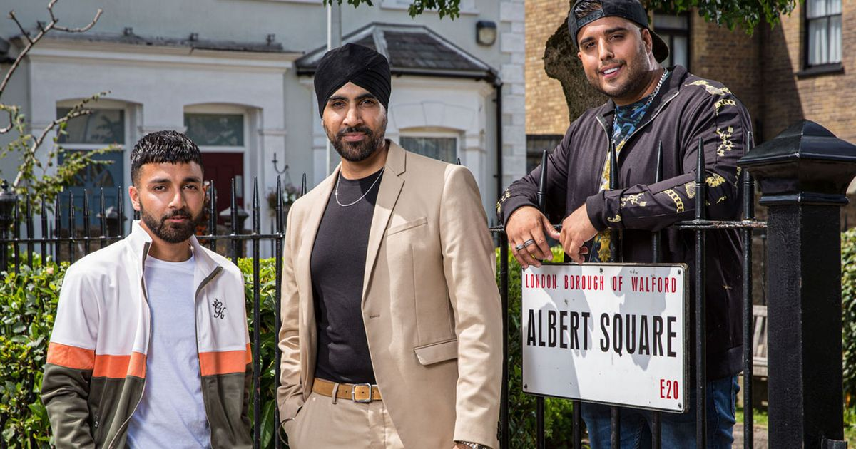 EastEnders confirms new family the Panesar brothers are heading to Walford