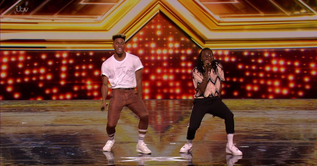 X Factor duo Misunderstood release new single after opening for Robbie Williams