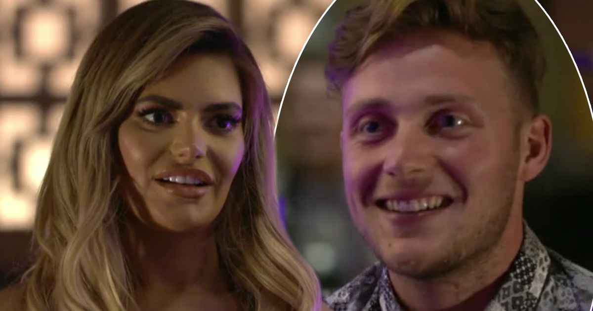 Megan Barton Hanson dated former PORN STAR and 'wanted to go home with him' on Celebs Go Dating