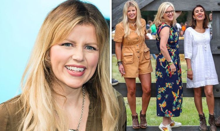 Ellie Harrison: Countryfile host steals spotlight from co-stars in leggy look at launch