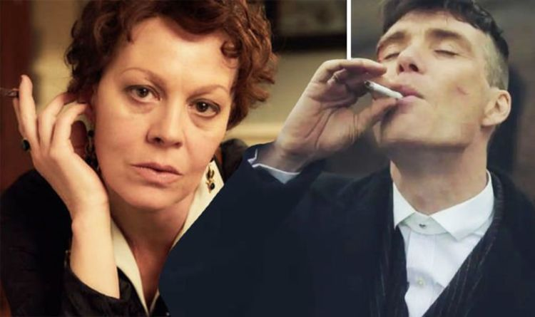 Peaky Blinders season 5: Polly star Helen McCrory drops filming bombshell in prop reveal