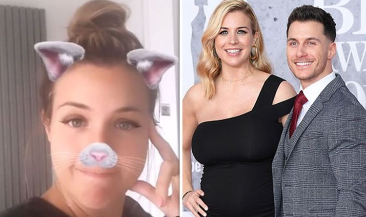 Gemma Atkinson: Gorka Marquez's girlfriend gets candid over 'cocker spaniel boobs' dilemma