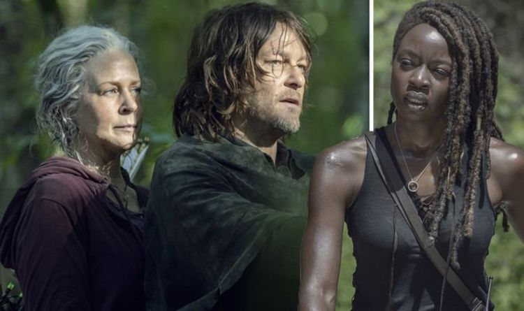 The Walking Dead season 10: Is Daryl Dixon about to take over after tragic Michonne exit?