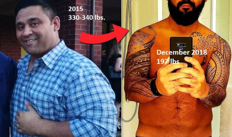 Man reveals how he lost an amazing 10 stone on the keto diet – what did he eat?