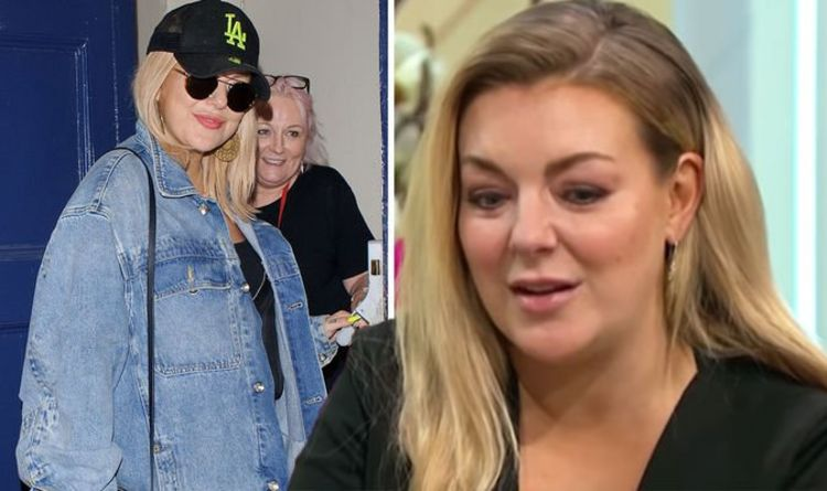 Sheridan Smith: 'So sorry' Joseph star reveals health issue as she is forced to cancel gig