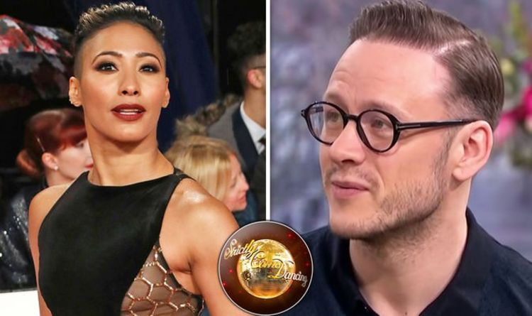 Kevin Clifton's Strictly Come Dancing co-star ex Karen makes awkward jibe about new series