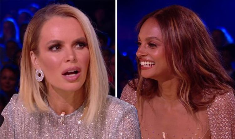 Britain's Got Talent 2019: Amanda Holden in heated on stage clash with Alesha Dixon