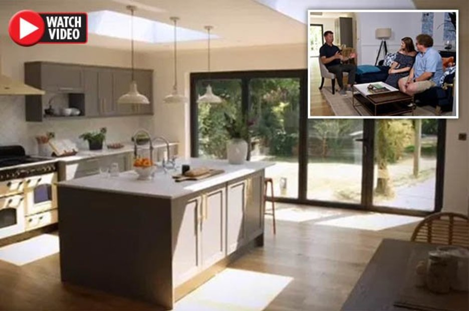 Viewers fume as couple go £100,000 over budget for renovation – but make big 'mistake'