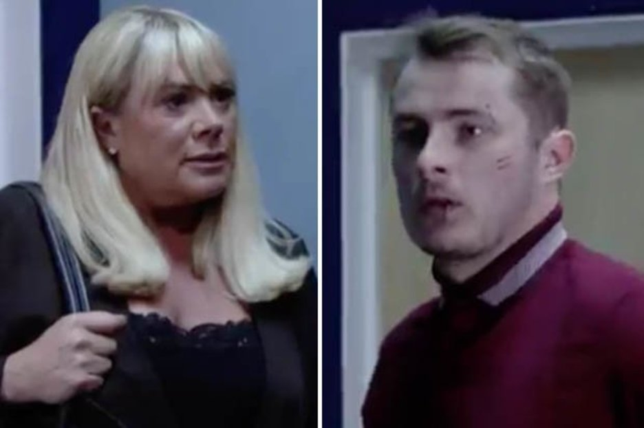 EastEnders' Sharon accuses Ben of Phil's 'murder' amid brain damage bombshell