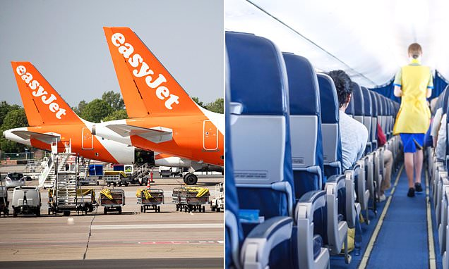 Easyjet cabin crew requirements include height and WAIST restrictions