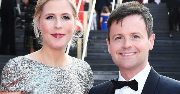 Declan Donnelly shares unseen wedding photo as he celebrates 4th anniversary