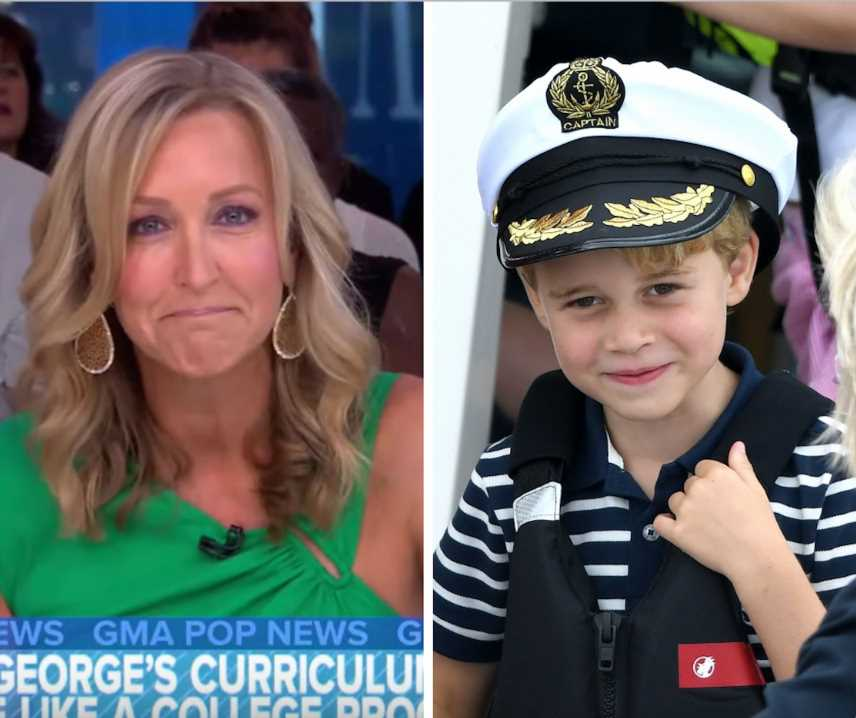'GMA' Co-host Lara Spencer Apologizes For Prince George Ballet Comments: 'I Screwed Up'